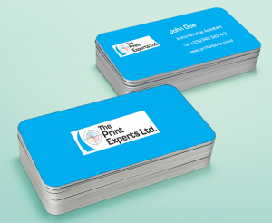 Business cards the print experts ltd the print experts ltd we produce high quality business cards on various types of paper eg ivory board matte paper glossy artpaper and so on reheart Choice Image